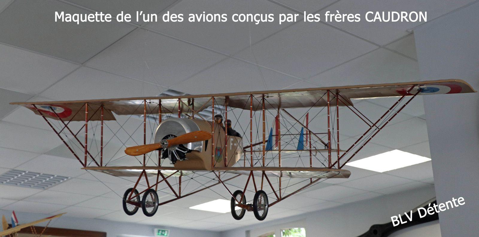 Visite du musée des frères CAUDRON