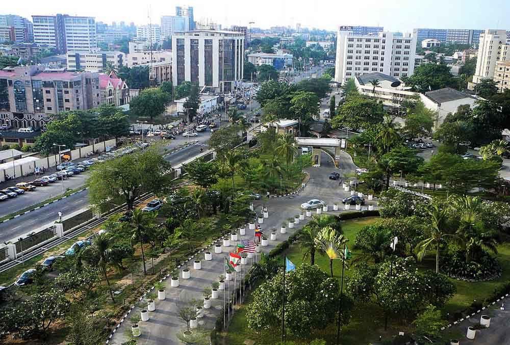 Abudja, capital administrativa de Nigeria.