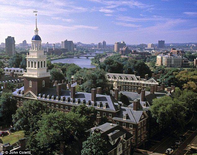 Harvard es una de las universidades de la Ivy League.-  El Muni