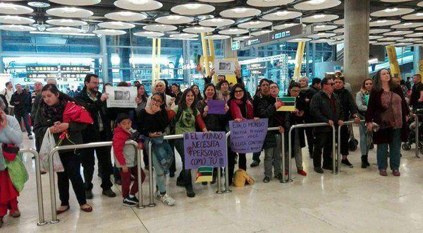 El ministerio de exteriores de España se queja a Mozambique por expulsar a una feminista española.