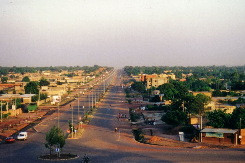 Bobo-Dioulasso, Burkina Faso.- El Muni.