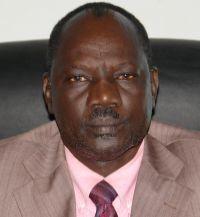 Michael Makuei Lueth, Ministro de información de Sudán del Sur.- El Muni.