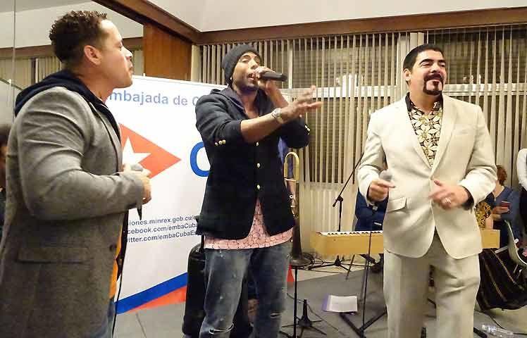 Música caribeña: El Grupo Orishas de Cuba ameniza los encuentros de cubanía en España (Audios).