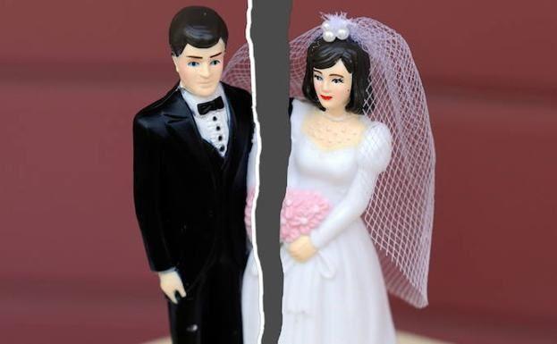 Termina el amor, fin del  matrimonio.- El Muni.