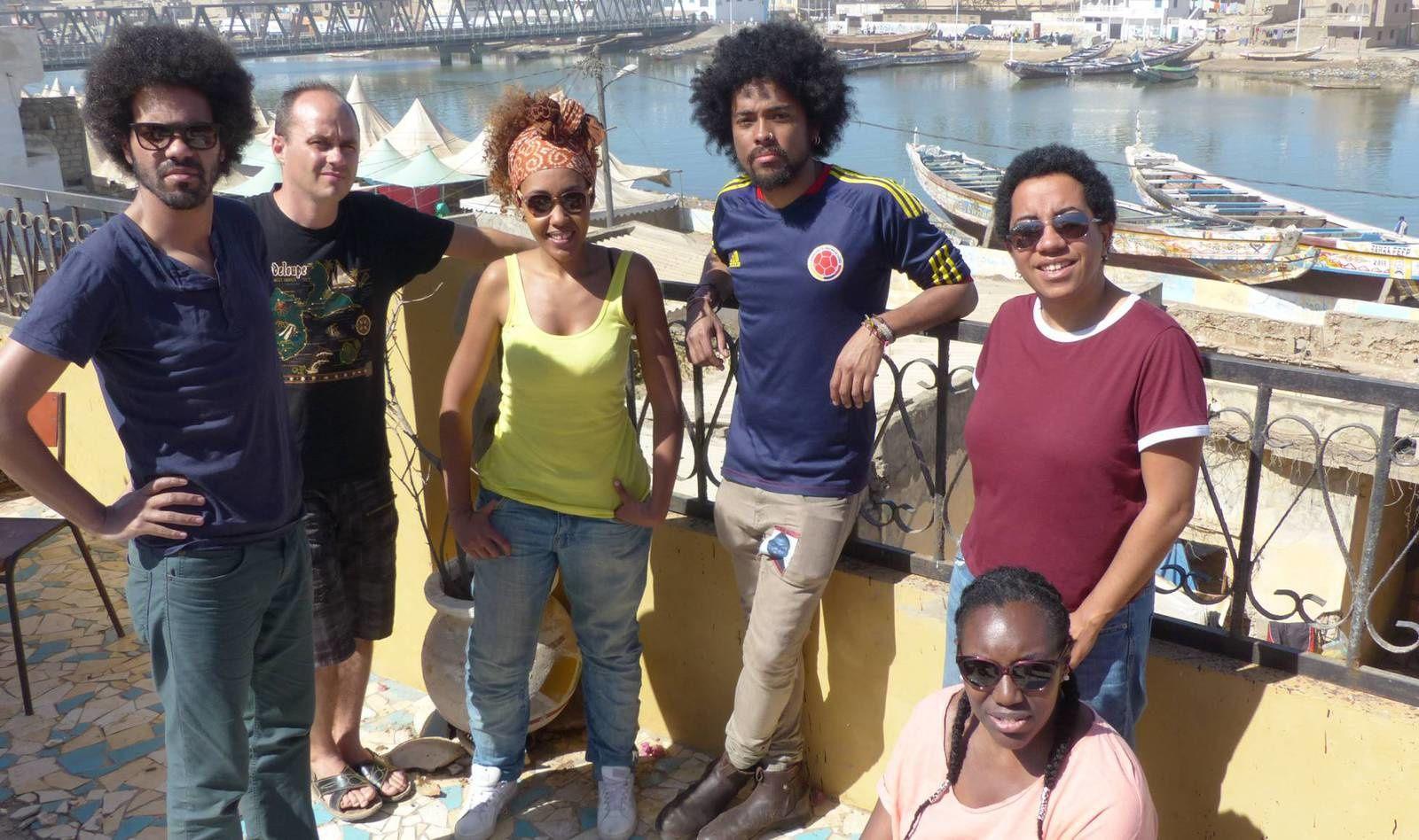 Afrodescendientes al encuentro de África.