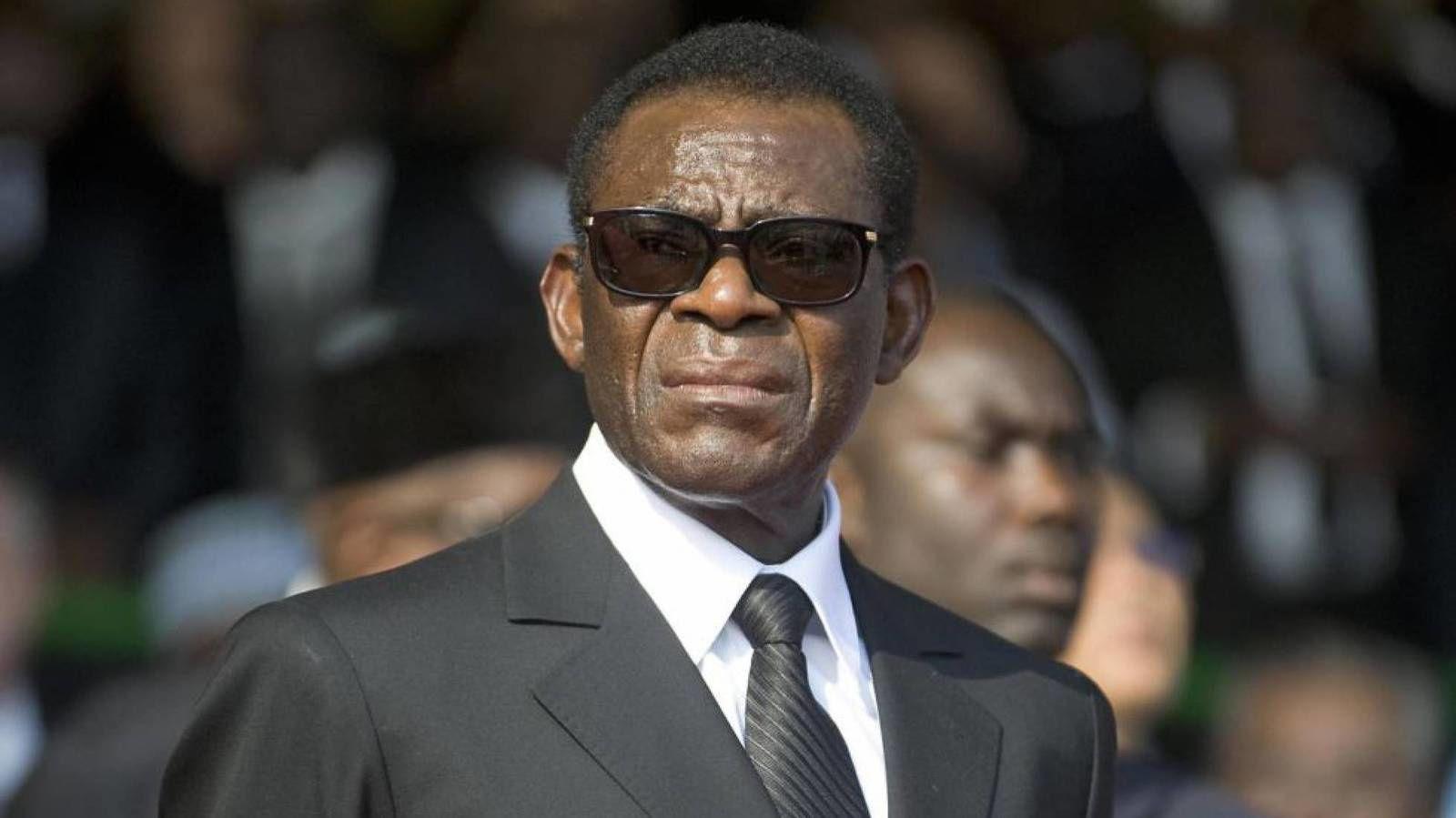 Teodoro Obiang, en Libreville en 2009. getty images.- El Muni.