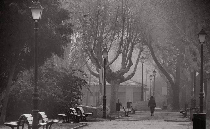 Valladolid, en alerta por niebla y frío durante la madrugada de este sábado.