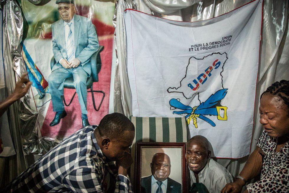 Fiesta en toda la RDC, la antigua ZaÏre, tras conocerse la victoria de Félix Tshisekedi en las elecciones presidenciales.