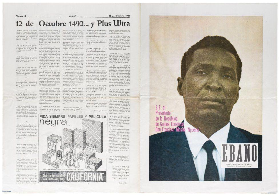 Guinea Ecuatorial y España: Una memoria.
