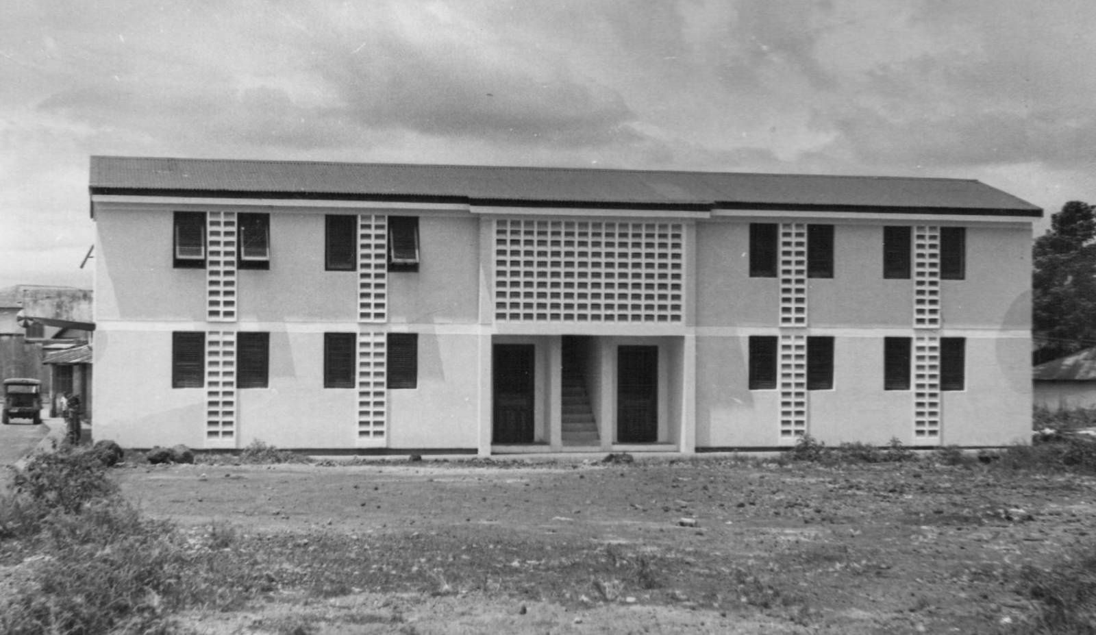 Los poblados experimentales del franquismo en Guinea Ecuatorial.