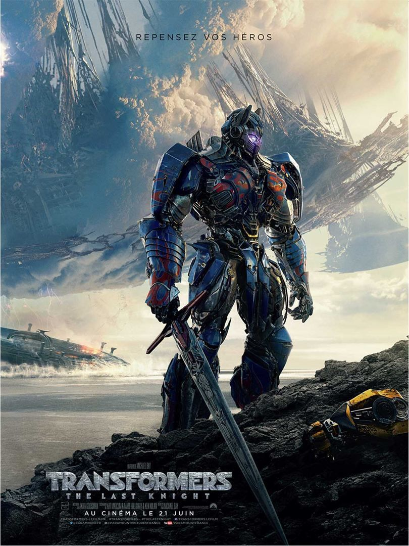 Transformers : Le Dernier Chevalier - TV Spot Super Bowl VF