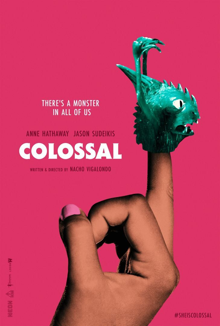 COLOSSAL - Bande Annonce VOST