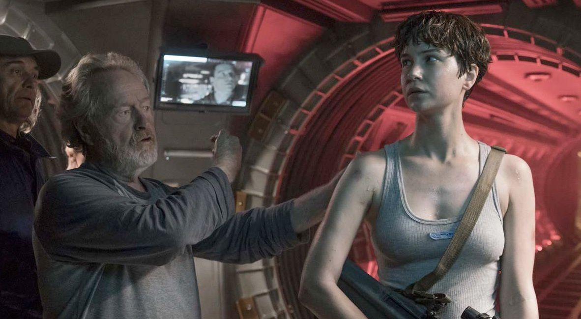 La suite d'Alien Covenant s'intitulera Alien Awakening