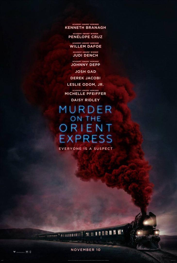 Le Crime de l'Orient Express - Bande Annonce VF