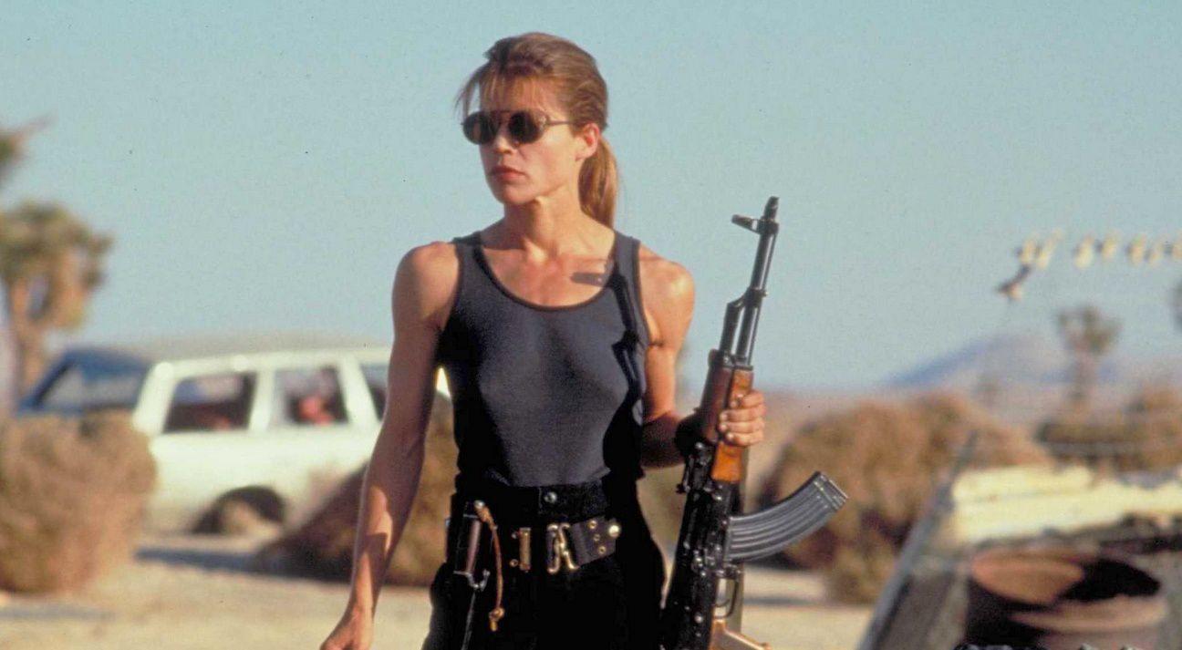 Terminator : Linda Hamilton revient en Sarah Connor !