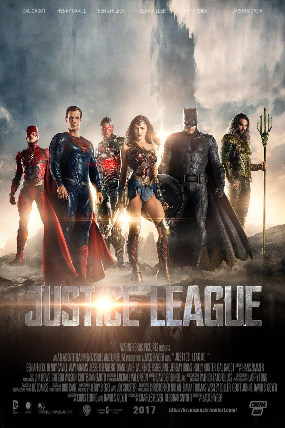 Justice League - Bande Annonce 3 VF