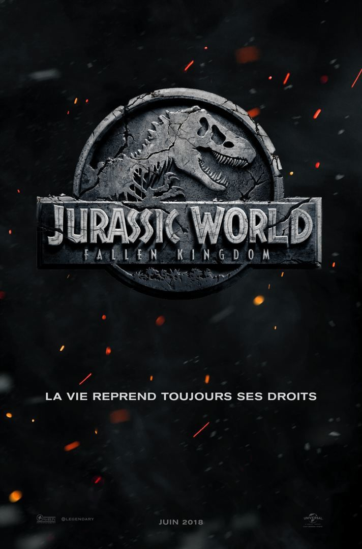 Jurassic World Fallen Kingdom - Bande Annonce VF