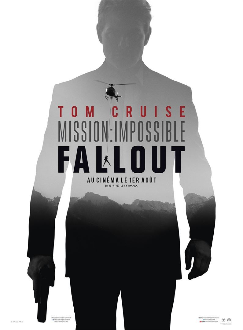 Mission Impossible : Fallout - Bande Annonce VF