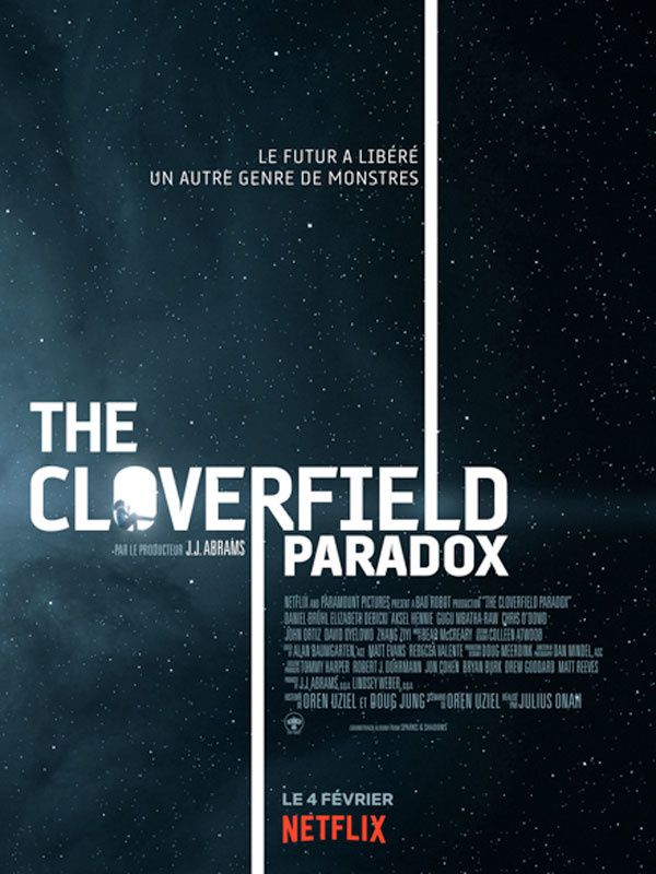 The Cloverfield Paradox - Bande Annonce VF