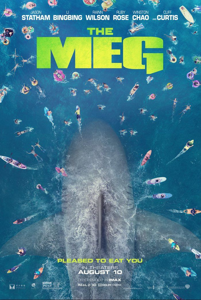 En Eaux Troubles (The MEG) - Bande Annonce VF