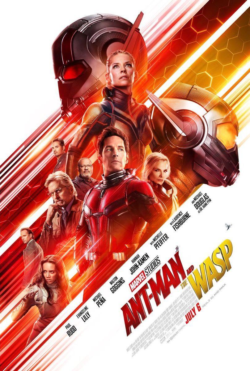 Ant-Man et La Guêpe - Bande Annonce 2 VF