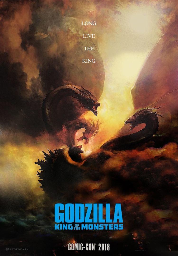 GODZILLA 2 : Roi Des Monstres - Bande Annonce VF