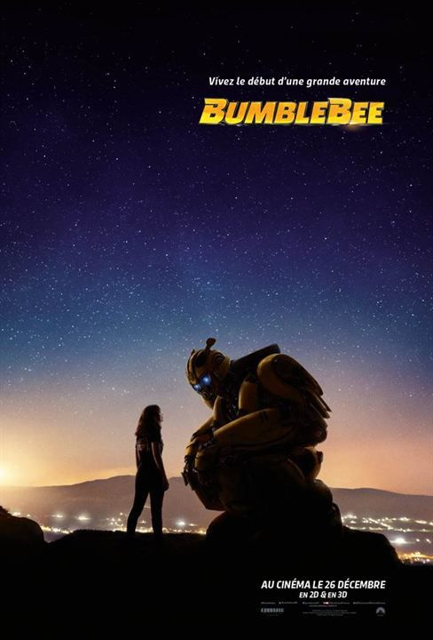 BUMBLEBEE - Bande Annonce 2 VF et 3 VO