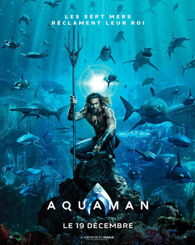 AQUAMAN - Bande Annonce 2 VF