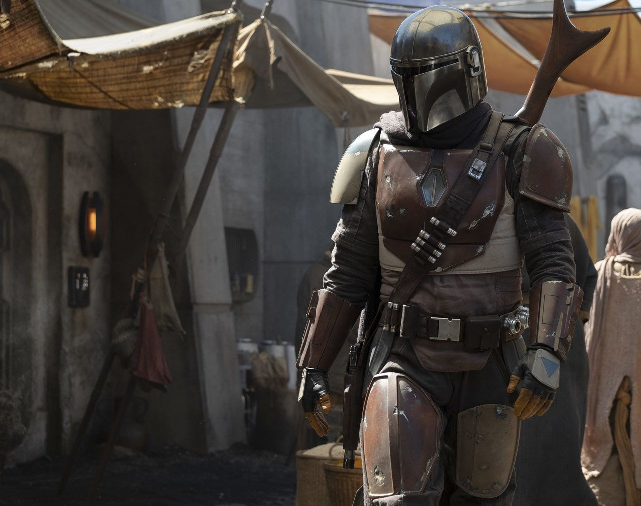 Star Wars : la série s'intitulera The Mandalorian (photo et synopsis)