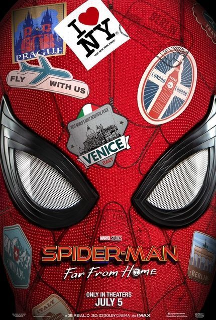 Spider-Man : Far From Home - Bande Annonce VF