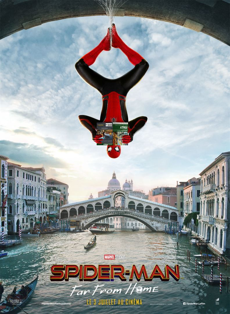 SPIDER-MAN Far From Home - Bande Annonce 2 VF