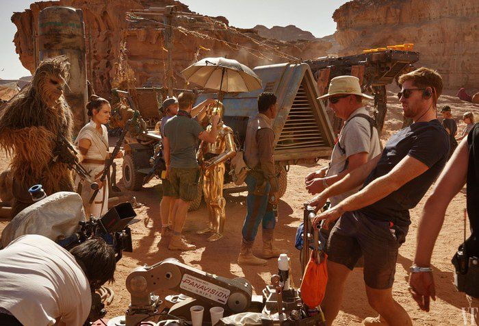 Star Wars Episode 9 : Rise of Skywalker - Photos exclusives
