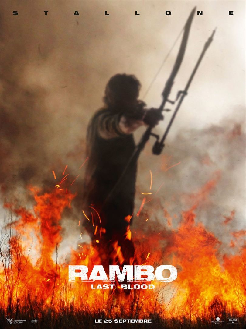 RAMBO 5 Last Blood - Bande Annonce VF