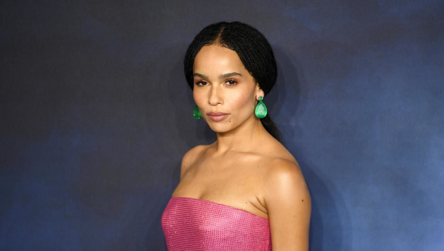 The Batman : Zoë Kravitz sera Catwoman face à Robert Pattinson