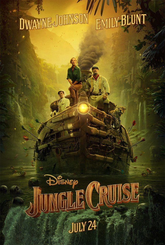 Jungle Cruise - Bande Annonce VF