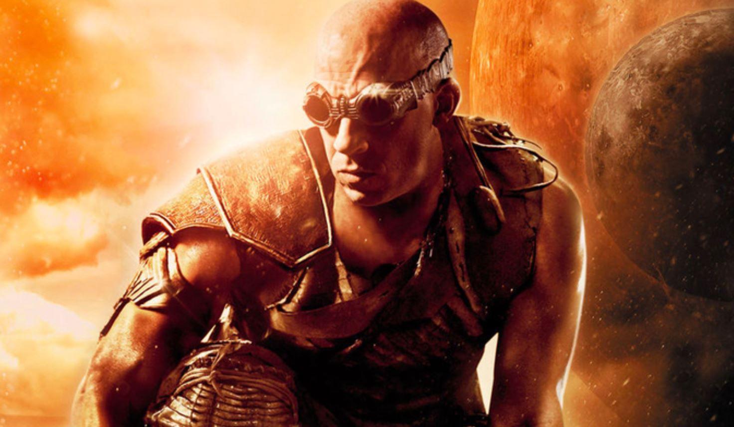 Vin Diesel confirme la sortie d'un Riddick 4