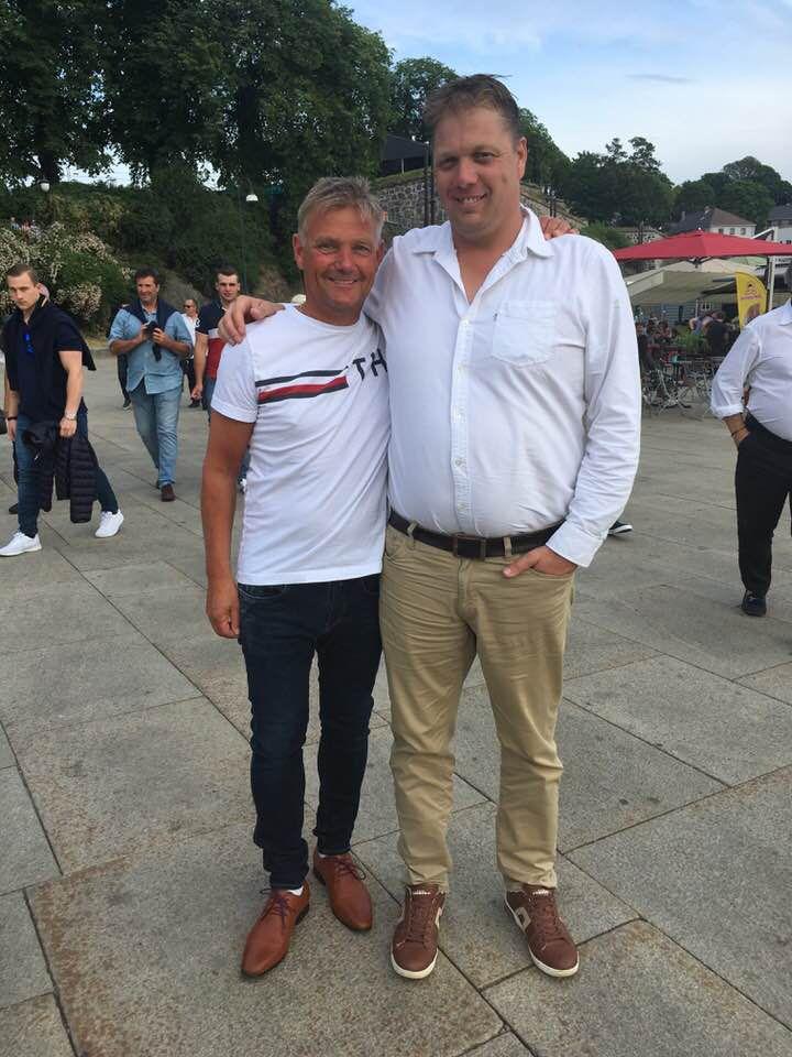 Per Oleg Midtfjeld, accompagné de Richard Westerink, le driver de Blé du Gers avait déjà gagné deux fois l'Oslo GP avec son crack Steinlager