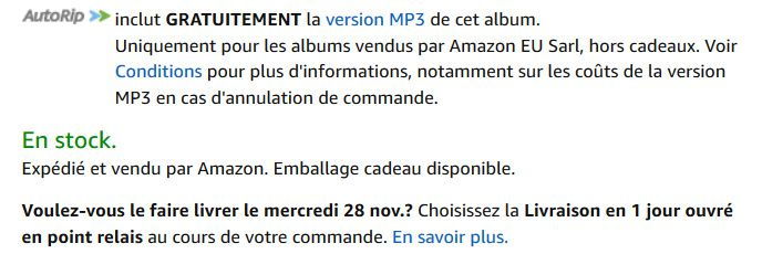 Le Vent D Amazon Malydis