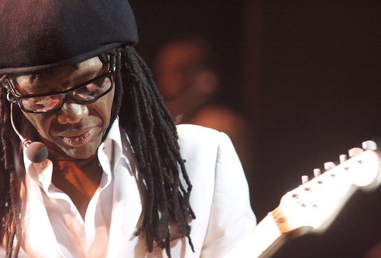 UNE FACE B DE GEORGE MICHAEL REMIXEE PAR NILE RODGERS