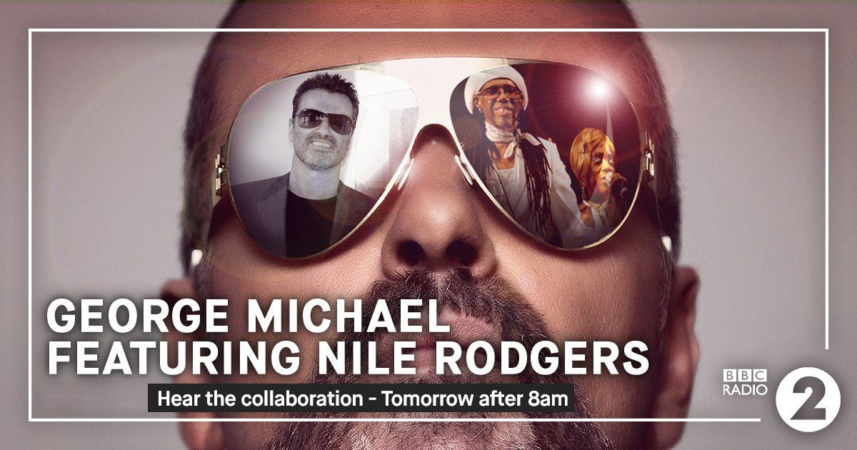 UN NOUVEAU SINGLE DE GEORGE MICHAEL DEMAIN SUR BBC RADIO 2 !