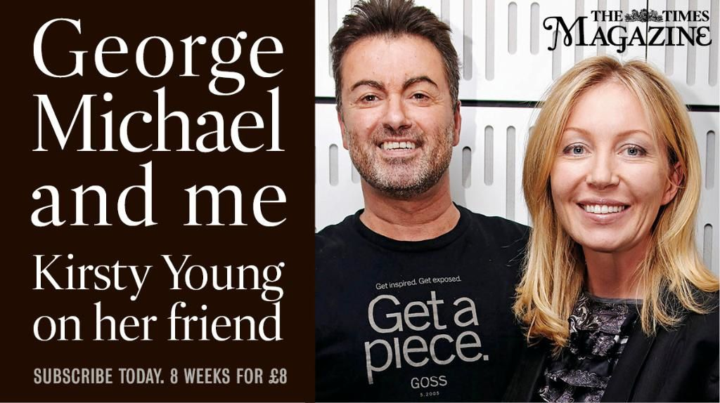 MON AMI GEORGE PAR KIRSTY YOUNG