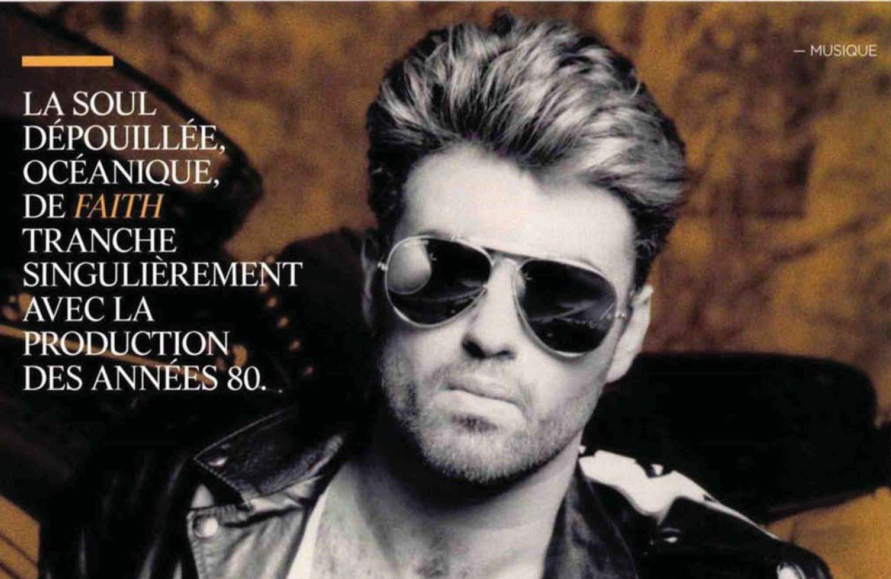 GEORGE MICHAEL: FREEDOM LE DOCUMENTAIRE * DIFFUSION EN FRANCE * PROMOTION ET ARTICLES *