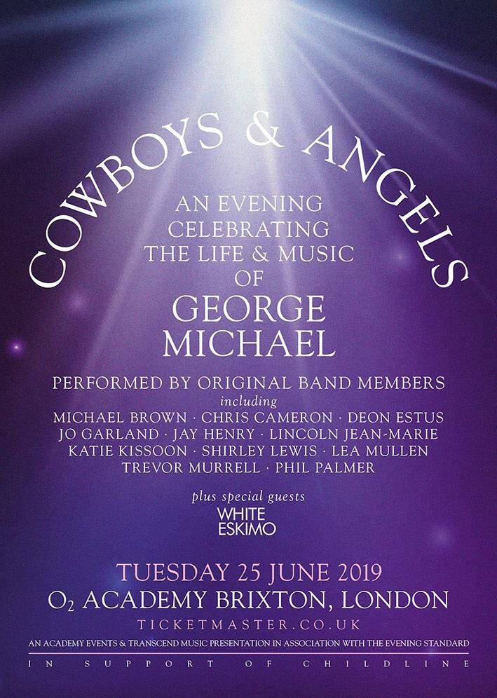 EXCLUSIVE INTERVIEW OF SHIRLEY LEWIS FOR *THE COWBOYS&ANGELS EVENING*