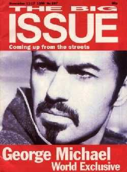 MELANIE LA SOEUR DE GEORGE MICHAEL S'EXPRIME DANS THE BIG ISSUE