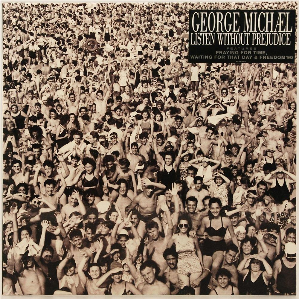 LISTEN WITHOUT PREJUDICE LE CHEF D'ŒUVRE DE GEORGE MICHAEL A 30 ANS !