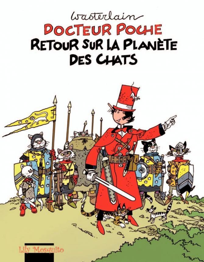 Docteur Poche Retour sur la planète des chats, la réapparition d'une série culte !