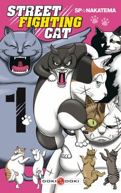 Street Fighting Cat, chat va chauffer !