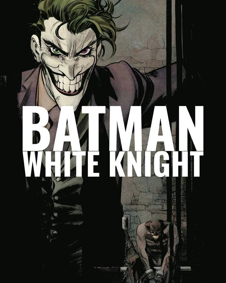 Batman White Knight, quand Gotham City sort son Joker !
