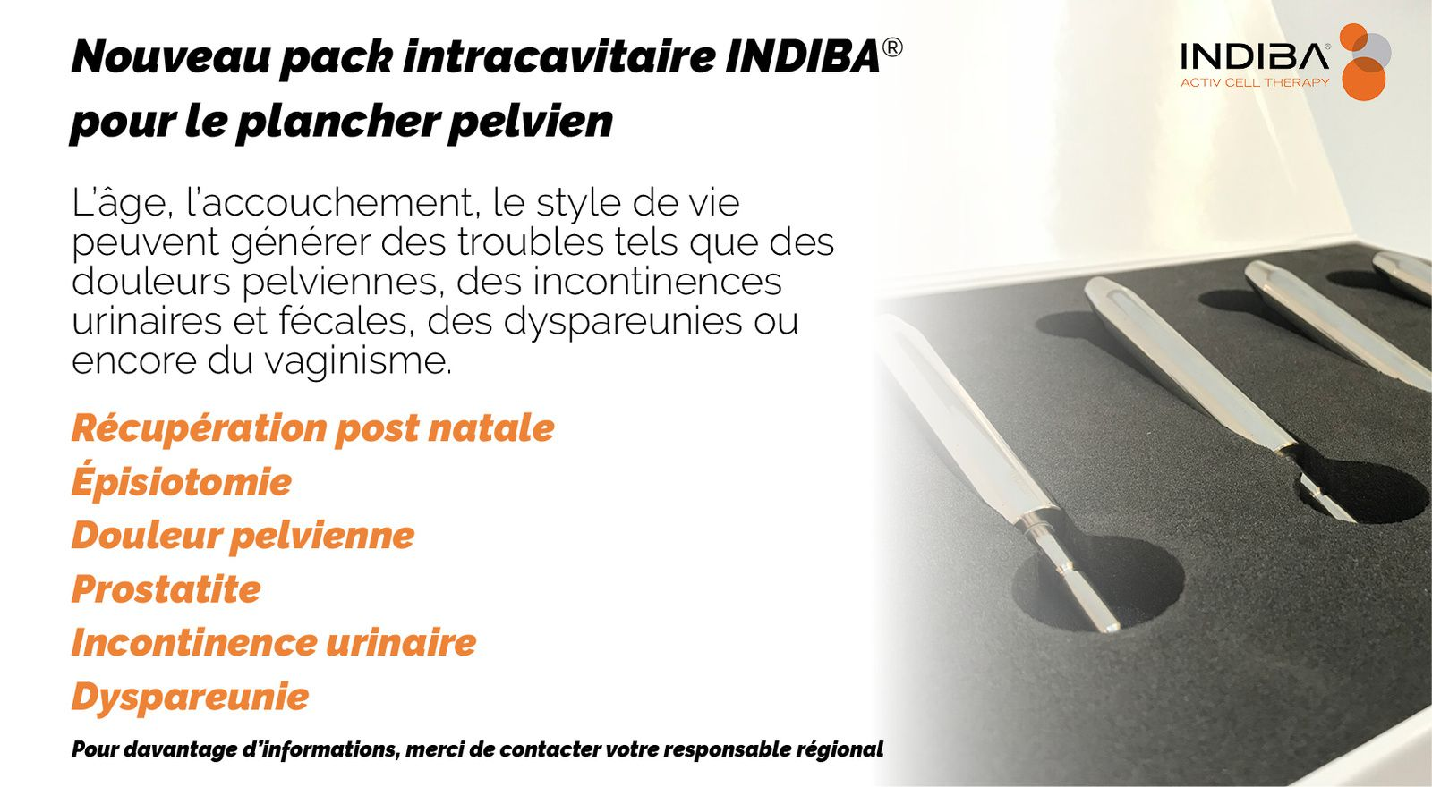 Nouveau pack intracavitaire !!