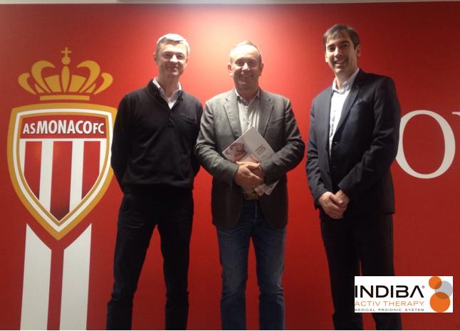 PARTENARIAT : L'AS MONACO FOOTBALL NOUS FAIT CONFIANCE !